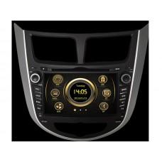 GPS автомагнитола REDPOWER 12067 для HYUNDAI SOLARIS