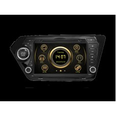 GPS автомагнитола REDPOWER 12106 для KIA RIO