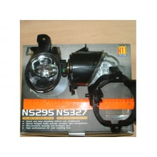 NS295   Противотуманные фары NISSAN QASHQAI 2008-