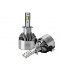 H3 светодиодная лампа головного света