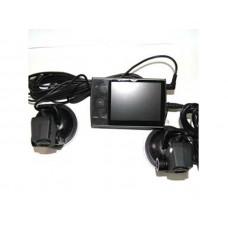 DVR-219  видеорегистратор с 2-мя вынесенными камерами