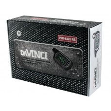 DaVinci  PHI-1370 RS автосигнализация с запуском