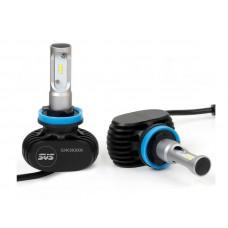 H8/H9/H11/H16 светодиодная лампа головного света