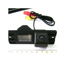 INTRO (INCAR)  VDC-014  камера заднего вида на Mitsubishi Pajero IV